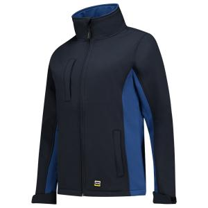 Tricorp softshell bicolor dames type 402008